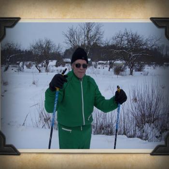Jānis slēpo…