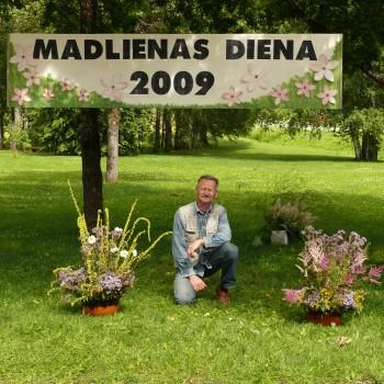 Madlienas diena 2009