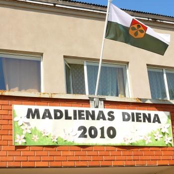 Madlienas diena 2010