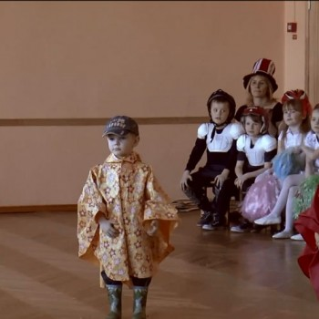"""""""Daudzveidīgie sporta veidi"""", Madlienas bērnudārzā"""
