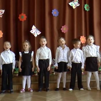 """Māmiņu diena Madlienas bērnudārzā, grupiņa """"Saulespuķe"""""""