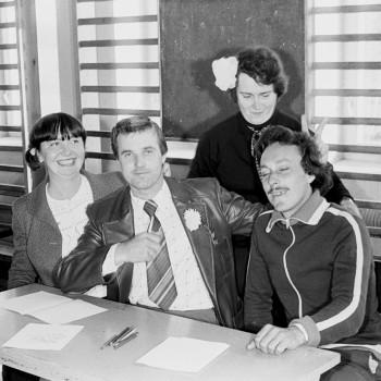 Skolotāju diena 1982