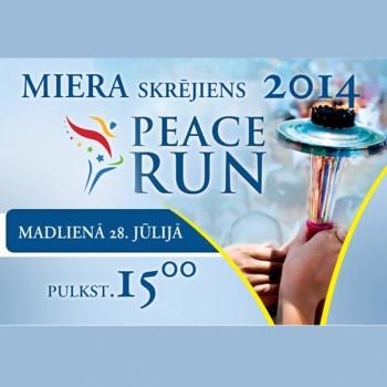 Miera skrējiens 2014