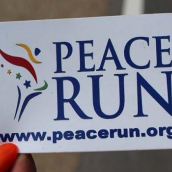 Miera skrējiens (Peace Run) 2014