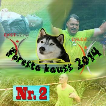 Foresta kauss 2014 2.daļa