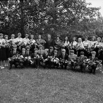 Astoto izlaidums Madlienā 1982.gadā