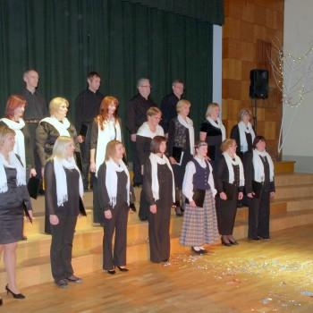 Otrās Adventes koncerts Madlienas kultūras namā.