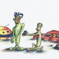 Raimonda Mūrnieka karikatūras Vol.1
