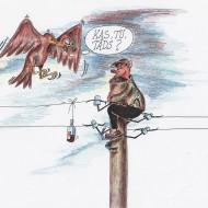 Raimonda Mūrnieka karikatūras vol.2