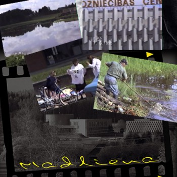 Plūdi Madlienā 1995