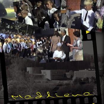 Pirmā skolas diena 1996.