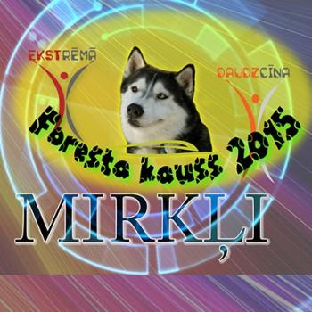 Foresta kauss 2015- MIRKĻI