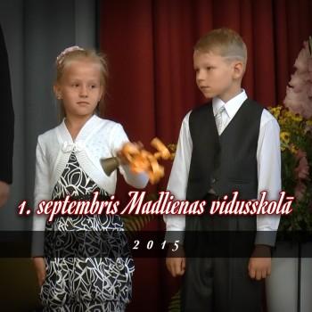 1. septembris Madlienas vidusskolā