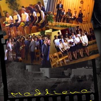 9.klases izlaidums 1996.