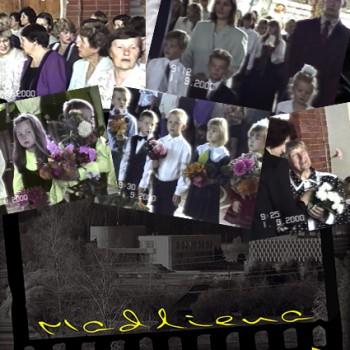 Pirmā skolas diena 2000
