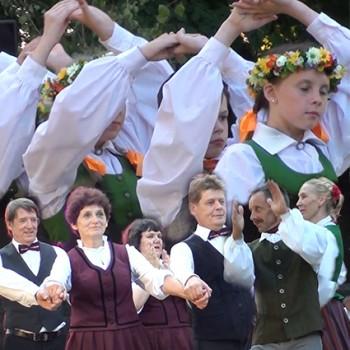 """Tautas deju """"SADANCIS 2016"""" Ķeipenē"""