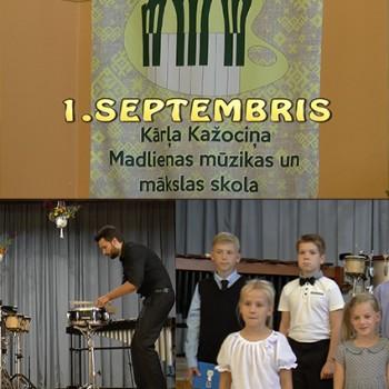 1. septembris mūzikas un mākslas skolā