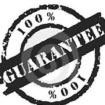 100% garantija