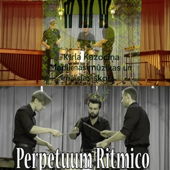 Ritmisks sveiciens no Perpetuum Ritmico