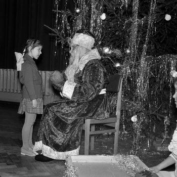 Eglīte Madlienas kultūras namā 1988.gadā