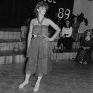 Miss Madlienas vidusskola 1989