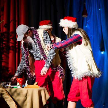 Ziemassvētki Madlienas vidusskolā
