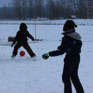 Sniega diena Madlienas vidusskolā