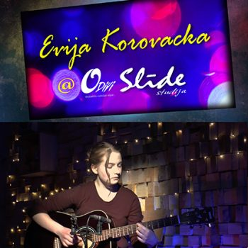 Evija Korovacka@slide (Coldplay- A Sky Full Of Stars)