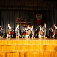 """""""Es – Latvija"""" valsts svētku koncerts Madlienas vidusskolā"""