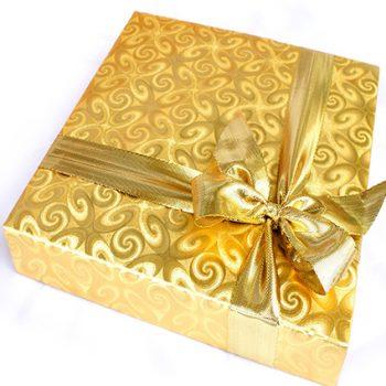 Uzdāvini manu dāvanu kādam citam…